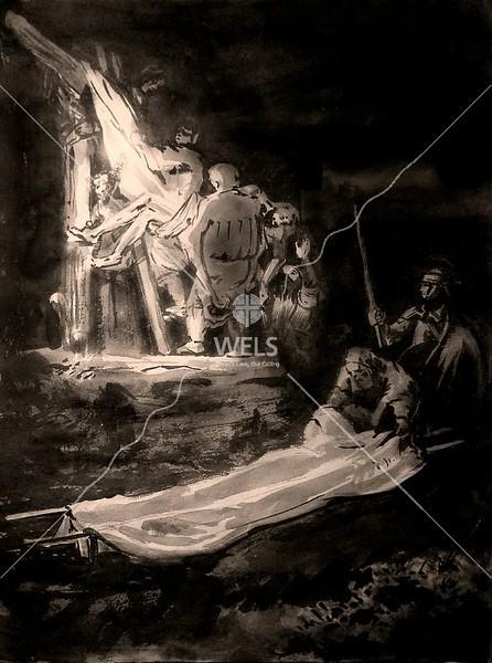 Died and Buried by jjaspersen