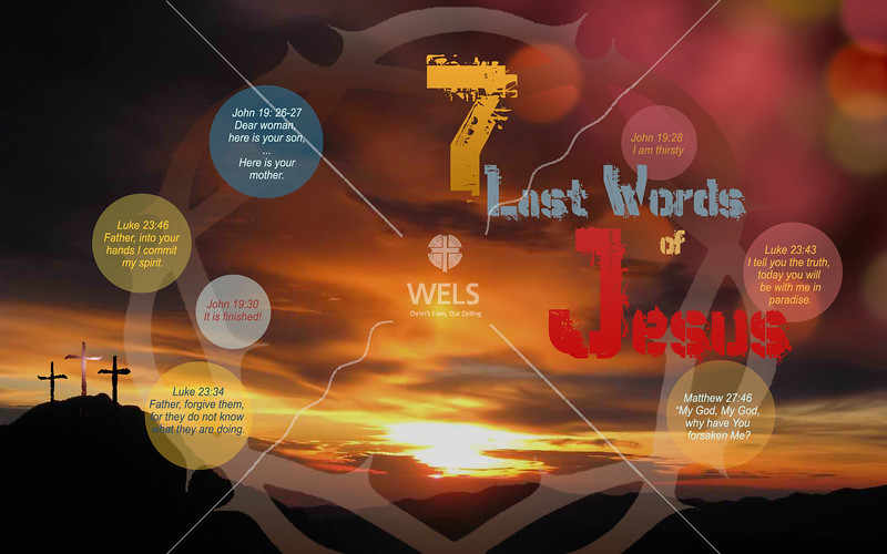 7 Words of Jesus by jduran