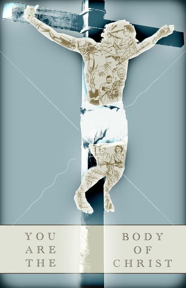 Body of Christ by jjaspersen