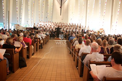 Festival Concert at the WELS National Conference on Worship, Music and the Arts by cbassett