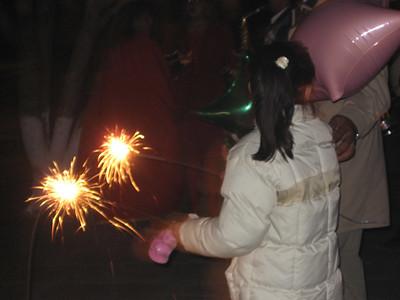 Christmas Eve Posada, Cholula 2006