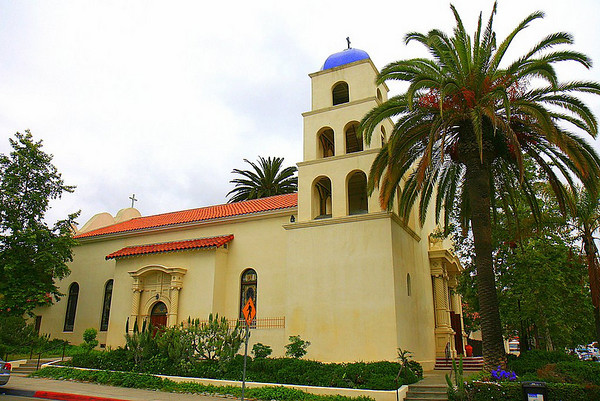 Church of the Immaculate Conception.