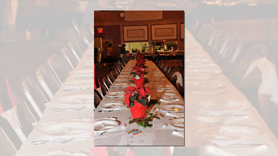 Advent Supper At Christ Reformed Church