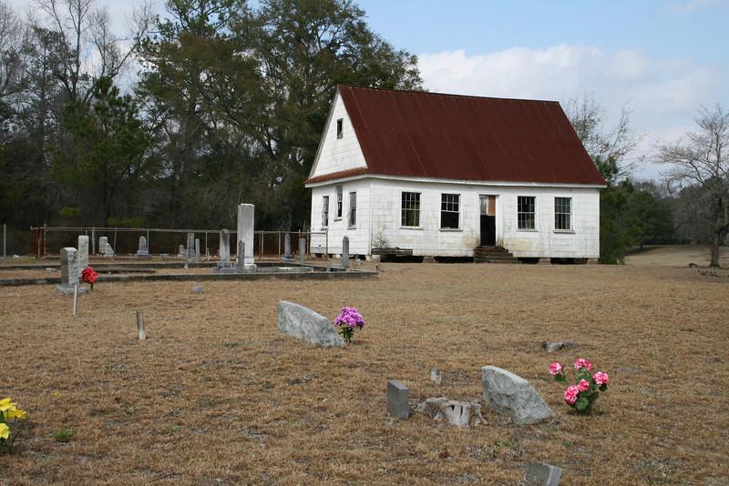 Churches South Carolina Joan Perry