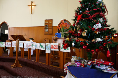 "Gifts for ""The 139 Club"" - churchlive.org - Windsor Uniting Church, Brisbane, Queensland, Australia, 2008."