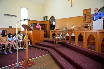 Guest Lawrie Hayes - churchlive.org - Windsor Uniting Church, Brisbane, Queensland, Australia