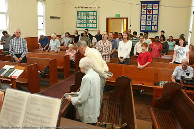 churchlive.org - Windsor Uniting Church, Brisbane, Queensland, Australia