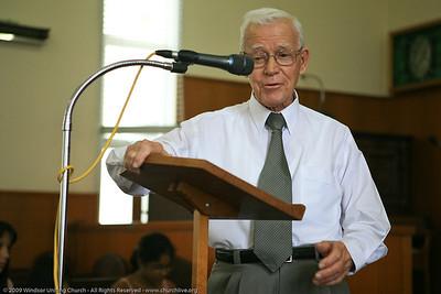 Announcements - churchlive.org - Windsor Uniting Church, Brisbane, Queensland, Australia