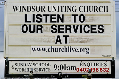 churchlive.org - Windsor Uniting Church, Brisbane, Queensland, Australia