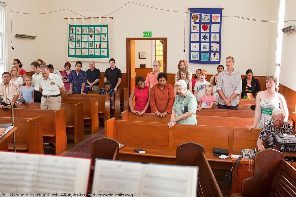 churchlive.org - Windsor Uniting Church, Brisbane, Australia