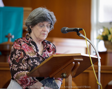 Prayers for Others - Betty Clark - Churchlive.org - 'Step Into the Light' - Streaming Church Netcast from Windsor Uniting Church, Brisbane, Queensland, Australia.