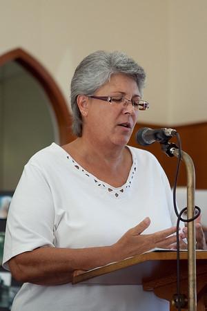 Prayer on Transfiguration Sunday - churchlive.org - Windsor Uniting Church, Brisbane, Australia - Rev Keren Seto.