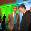 Bill Ryan with Mayor Jackson