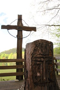 Camp Buc cross and PCUSA (1)