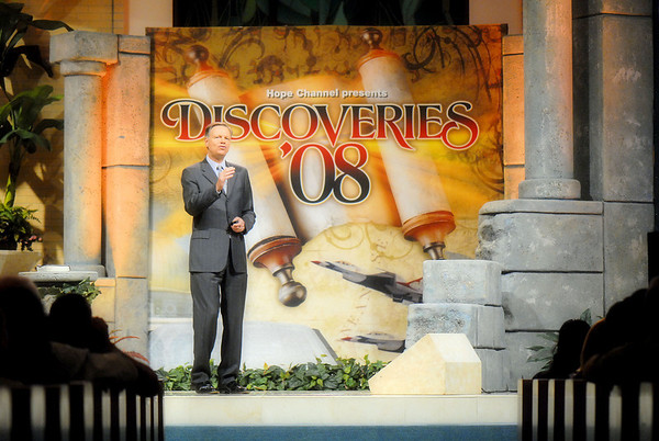 Discoveries '08  Series with Evangelist Mark Finley