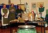 Yule Festival Table