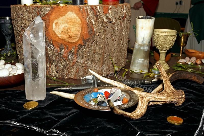 Druids Festival Table