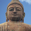 Thus must you think of all this fleeting world; a star at dawn, a flash of lightning in a summer cloud, a bubble in a stream, a shadow, a phantom in a dream. —Buddha <i> L2462 Bodhgaya </i>