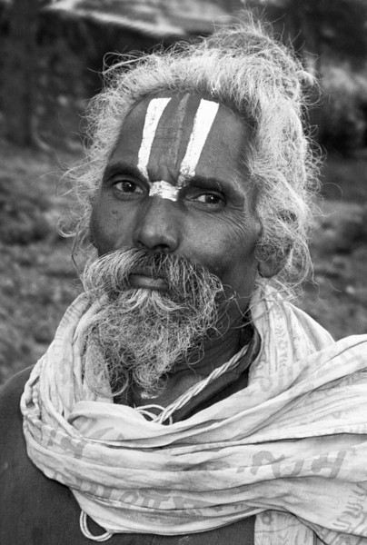 The sage realizes that it is not the object that causes like or dislike but one's own prejudices, so he learns to tame both reactions.  Sages maintain aloofness.  They do not waste precious moments of their life in hating or being attracted to others or the objects of the world.  —Swami Rama,  <i> Perennial Psychology of the Bhagavad Gita </i> <i> L2342 sadhu, Vindachal </i>