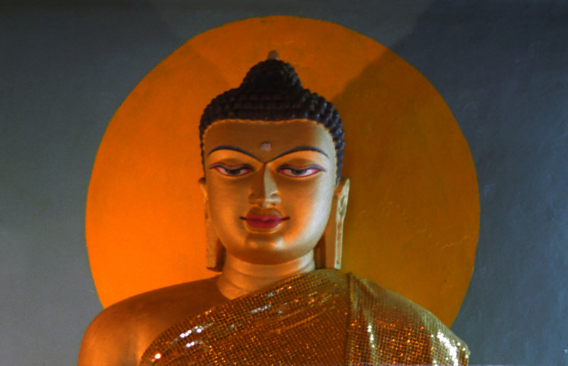 Spiritual practice is primarily a destructive process. It destroys the habitual tendencies that cause us to take subject-object duality, emotional reactions, conceptual process, and sensory sensations as concrete realities. —Ken McLeod,  <i> Buddhadharma </i> <i> L2473 Bodhgaya</i>