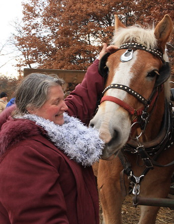 Hay Ride 11-17-2013