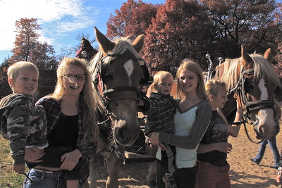 Hay Ride @Bunker Park Stables