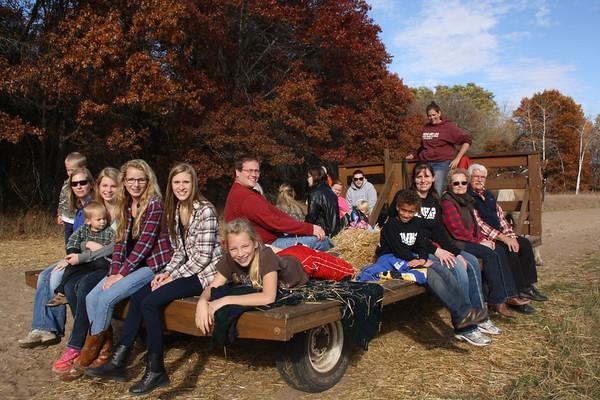 Hay Ride 10-19-2014