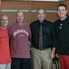 Mike Rogan, Tom Galvin, John Burke and Joe Burbridge