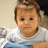 Alejandra, hija de Fernando y Julia