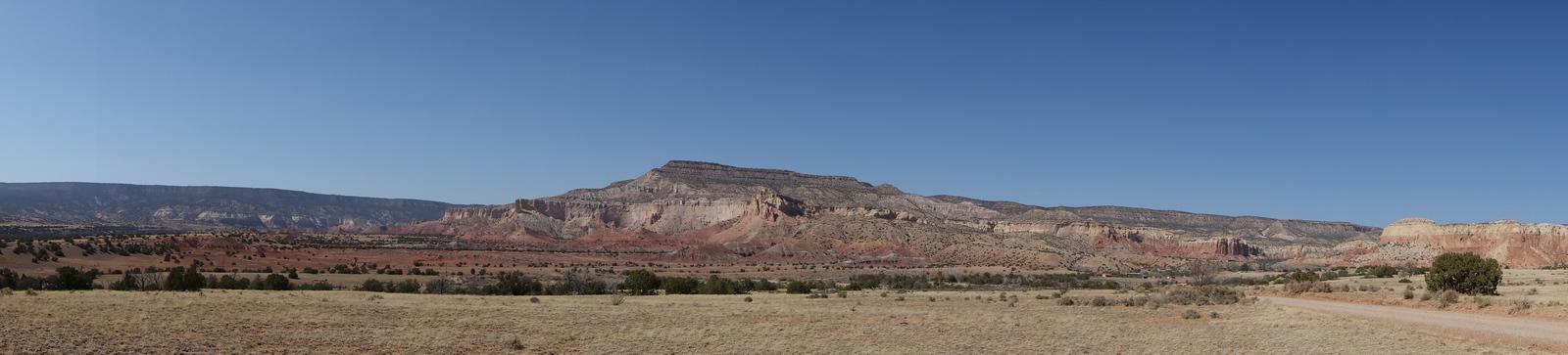Ghost Ranch Abiquiu, NM 2013-04
