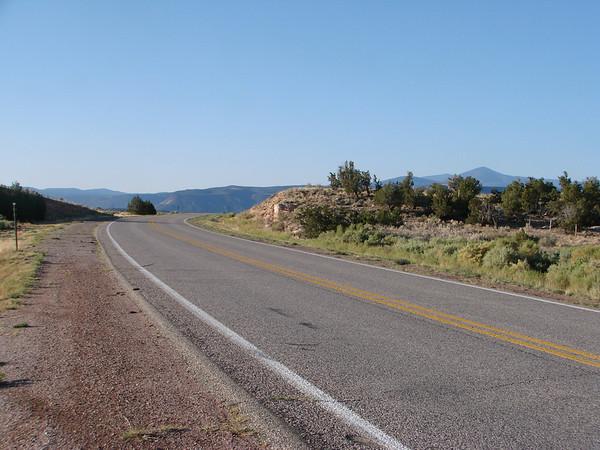 Ghost Ranch Landscape 2012-07