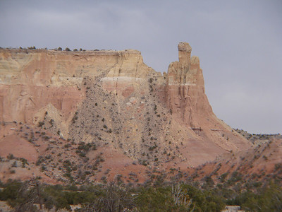 Ghost Ranch Sunset 2012-03