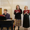 Susan's Children Meditation, Gift Bibles to Eric, Ashley Taylor and Lauren Burton, Jon's Gift of Music, 2010, Feb. 28 :