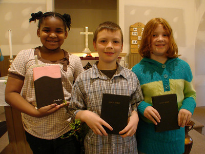 Susan's Children Meditation, Gift Bibles to Eric, Ashley Taylor and Lauren Burton, Jon's Gift of Music, 2010, Feb. 28
