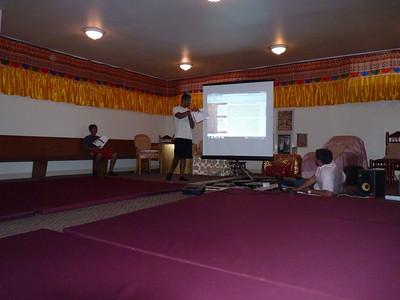 Guru Purnima LA 2011
