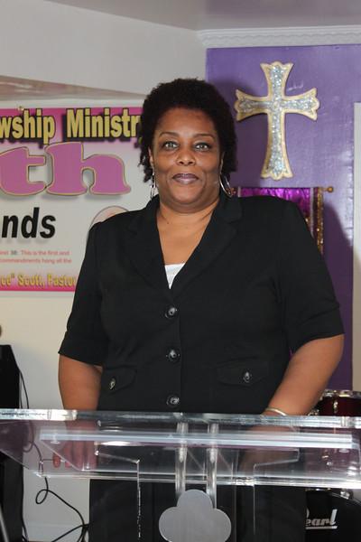 IBG Welcomes Bishop Glen A. Staples as Overseer