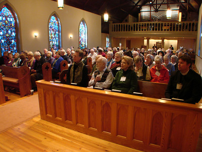 John Philip Newell, Advent Retreat, St. Paul's Episcopal Church, Ivy, Virginia  http://stpaulsivy.org/