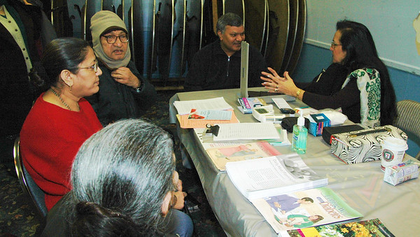Jeevan Amrit March 11, 2007 - Healthfair