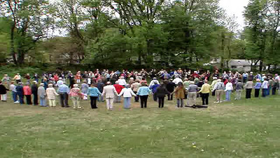 """Earth I Am"" Chant and Dance Shalem Institute       http://www.shalem.org/ Matthew Fox Conference   http://www.matthewfox.org/sys-tmpl/door/ Unitarian Universalist Church of Rockville   http://www.uucr.org/"