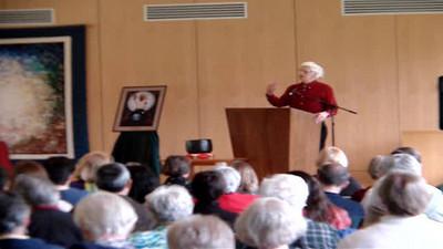 """Matthew Fox, """"Earth I Am"""" Chant Shalem Institute       http://www.shalem.org/ Matthew Fox Conference   http://www.matthewfox.org/sys-tmpl/door/ Unitarian Universalist Church of Rockville   http://www.uucr.org/"""