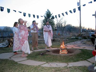2005 Maha Shivaratri Begins SHANKAR