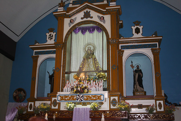 Our Lady of Manaoag, Pangasinan - Palos