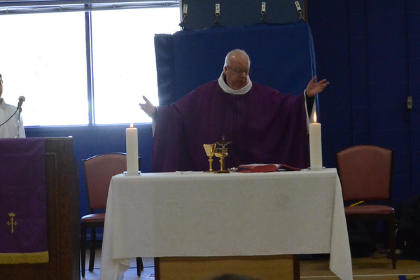 March  2017 - Lenten Mass and Community Awards