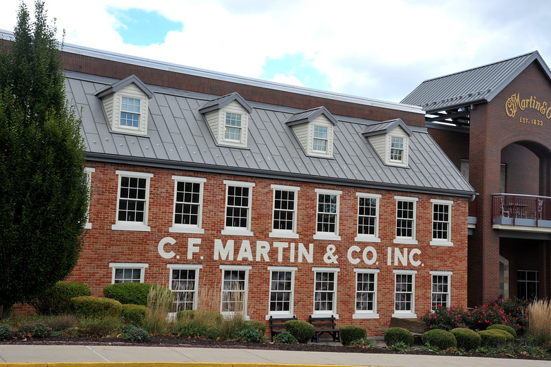 C.F. Martin & Co., Inc.  Nazareth, PA