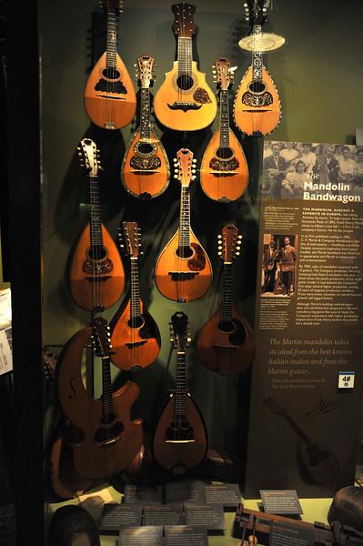 The Mandolin Bandwagon