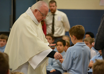 Mass of Thanksgiving (11.24.15)