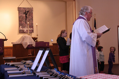 Eternal Hope Lutheran Church, Brooklyn Park, MN.  New Chimes were dedicated to service 2-17-2013