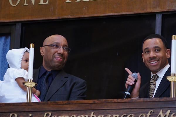 Sunday Service 02-26-2012