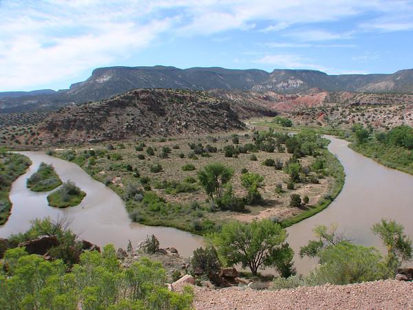 New Mexico, Chama River 2012-07
