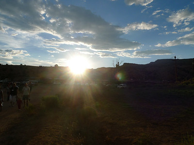New Mexico Ghost Ranch Amy 2012